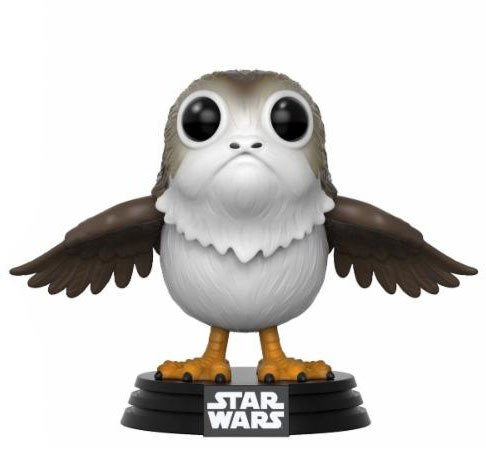 Funko POP: Star Wars Episode VIII - Porg 10 cm