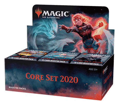 Magic The Gathering TCG: 2020 Core Set - Booster Box (M20)