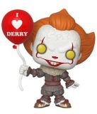 Funko POP: IT 2 - Pennywise with Balloon 10 cm