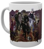 Šálka Jojo's Bizarre Adventure Mug Group
