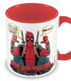 Šálka Deadpool Coloured Inner Mug 2 Thumbs