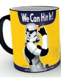 Šálka Original Stormtrooper Heat Change Mug We Can Hit It