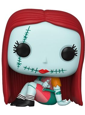 Funko POP: Nightmare Before Christmas - Sally Sewing 10 cm
