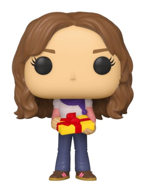 Funko POP: Harry Potter - Holiday Hermione Granger 10 cm