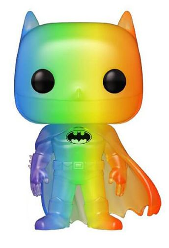 Funko POP: Pride - Batman (RNBW) 10 cm
