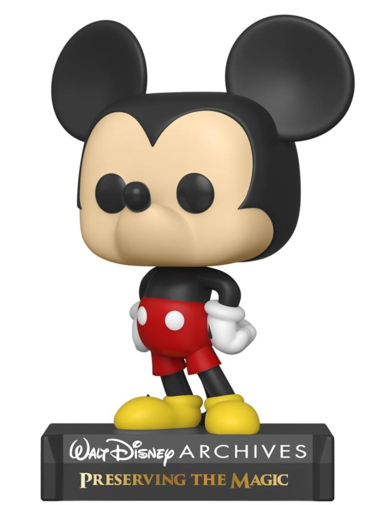 Funko POP: Disney Archives - Current Mickey 10 cm