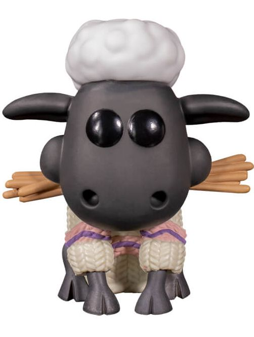Funko POP: Animation - Wallace & Gromit - Shaun the Sheep 10 cm