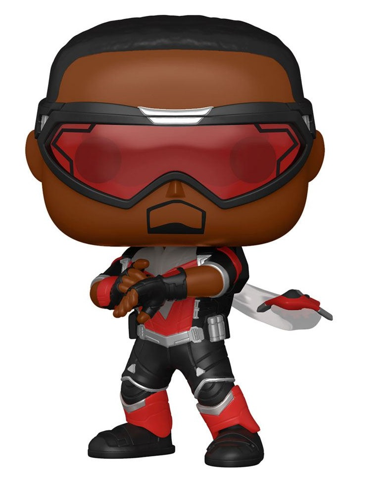 Funko POP: The Falcon and the Winter Soldier - Falcon 10 cm
