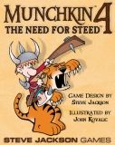 Munchkin EN – Expansion 4: The Need for Steed