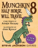 Munchkin EN – Expansion 8: Half Horse Will Travel