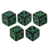 Arkham Horror - Dice Set (sada kociek)
