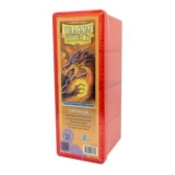 Krabička na karty Dragon Shield - 4 Compartment Box – orange