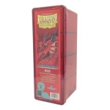 Krabička na karty Dragon Shield - 4 Compartment Box – red