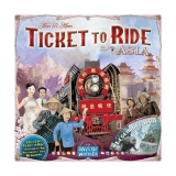 Ticket to Ride – Map Collection ASIA