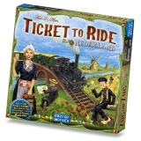 Ticket to Ride – Map Collection NEDERLAND