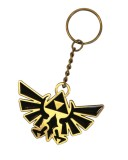 Kľúčenka The Legend of Zelda Metal Key Ring Zelda Bird