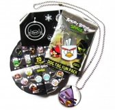 Angry Birds Space - Dog Tag Fun Pack
