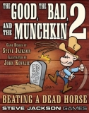 Munchkin The Good, The Bad.. EN - 2 Exp. Beating..