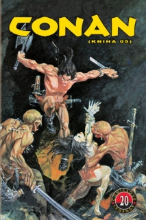 Conan Barbar 05 - Comicsové legendy 20 [Thomas Roy]