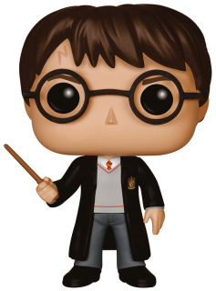 Funko POP: Harry Potter - Harry Potter 10 cm