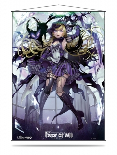Force of Will Wallscroll - Alice, Maiden of Slaughter