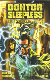 A - Doktor Sleepless: Engines of Desire 1