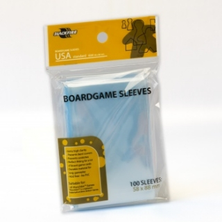 Obal Board Game Sleeves BF 58x88 mm, USA