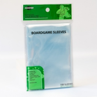 Obal Board Game Sleeves BF 82x122 mm, Oversize