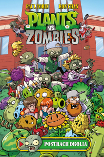Plants vs. Zombies 03 - Postrach okolia