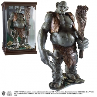 Harry Potter Magical Creatures Statue Troll 13 cm
