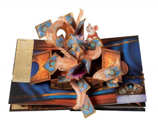 Hearthstone 3D Pop-Up Book