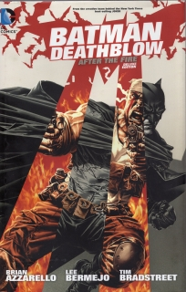 A - Batman Deathblow: After the Fire Deluxe Edition