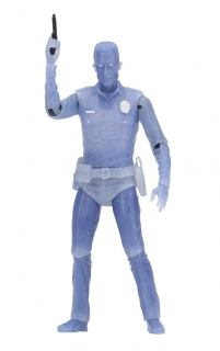 Terminator 2 - White Hot T-1000 (Kenner Tribute)