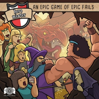 Hero Master: An Epic Game of Epic Fails EN