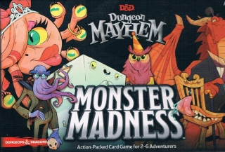 Dungeon Mayhem: Monster Madness EN
