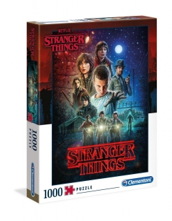 Puzzle - Stranger Things Puzzle Season 1