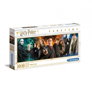 Puzzle - Harry Potter Panorama Puzzle Characters