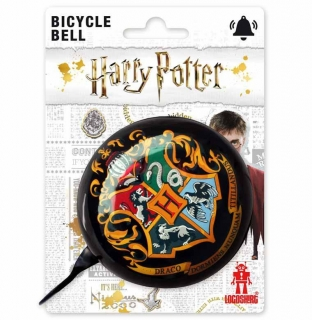 Zvonček na bicykel - Harry Potter Bicycle Bell Hogwarts