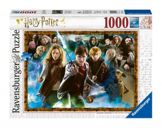 Puzzle - Harry Potter Jigsaw Puzzle Young Wizard Harry Potter