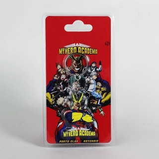 Kľúčenka My Hero Academia PVC Keychain All Might