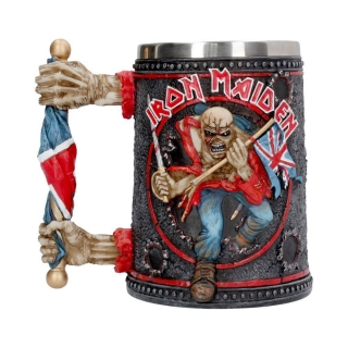 Pohár - Iron Maiden Tankard Trooper