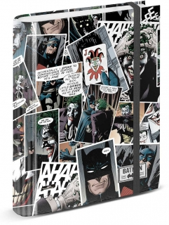 Album DC Comics Binder Joker Comic