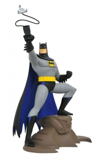 Batman The Animated Series DC TV Gallery PVC Statue Batman with Grappling Gun 25