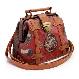 Kabelka - Harry Potter Doctor Handbag Railway