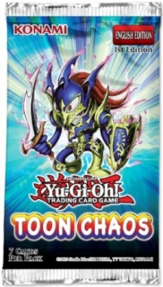 Yu-gi-oh TCG: Toon Chaos - Booster Pack