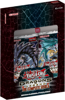 Yu-gi-oh TCG: Dragons of Legends - The Complete Series