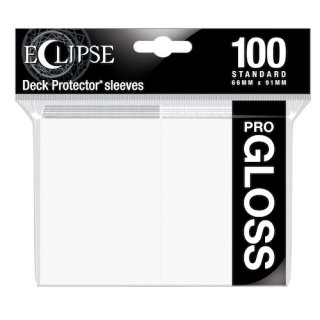Obal UltraPRO STANDARD 100ks PRO GLOSS Eclipse ARCTIC WHITE