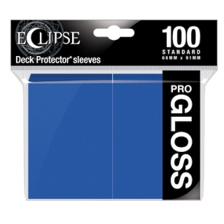 Obal UltraPRO STANDARD 100ks PRO GLOSS Eclipse PACIFIC BLUE