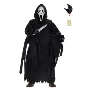 Scream Retro Action Figure Ghostface 20 cm