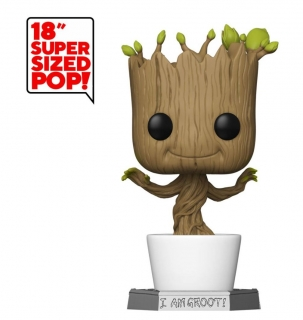 Funko POP: Guardians of the Galaxy - Supersized Groot 46 cm
